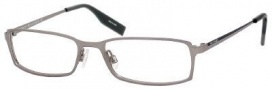 Tommy Hilfiger T_Hilfiger 1051 Eyeglasses Eyeglasses - Semi Matte Ruthenium / Black