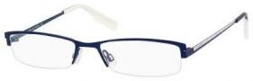 Tommy Hilfiger T_hilfiger 1052 Eyeglasses Eyeglasses - Matte Blue / Blue White