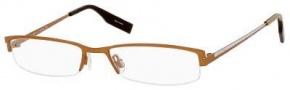Tommy Hilfiger T_hilfiger 1052 Eyeglasses Eyeglasses - Matte Red Gold