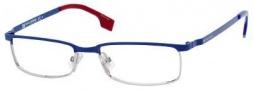 Boss Orange B_orange 0073 Eyeglasses Eyeglasses - Matte Blue