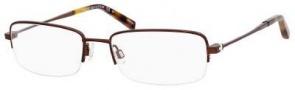 Tommy Hilfiger T_hilfiger 1130 Eyeglasses Eyeglasses - Semi Matte Brown
