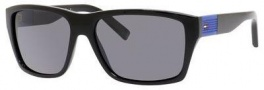 Tommy Hilfiger T_hilfiger 1193/S Sunglasses Sunglasses - Shiny Black