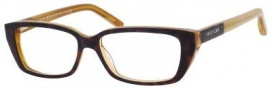 Tommy Hilfiger T_hilfiger 1133 Eyeglasses Eyeglasses - Black / Beige / Yellow
