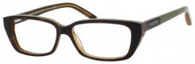 Tommy Hilfiger T_hilfiger 1133 Eyeglasses Eyeglasses - Brown Yellow / Green