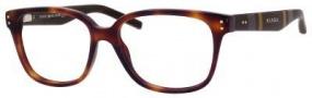 Tommy Hilfiger T_hilfiger 1135 Eyeglasses Eyeglasses - Havana / Dark Wood