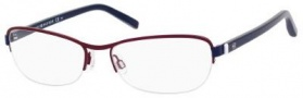 Tommy Hilfiger T_hilfiger 1141 Eyeglasses Eyeglasses - Red Blue