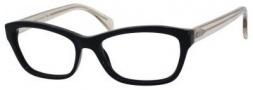 Tommy Hilfiger T_hilfiger 1167 Eyeglasses Eyeglasses - Black / Transparent Gray