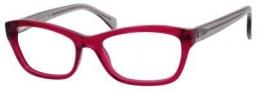 Tommy Hilfiger T_hilfiger 1167 Eyeglasses Eyeglasses - Plum / Transparent Gray