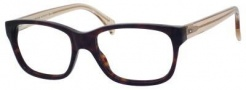 Tommy Hilfiger T_hilfiger 1168 Eyeglasses Eyeglasses - Dark Havana / Transparent Brown
