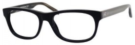 Tommy Hilfiger T_hilfiger 1170 Eyeglasses Eyeglasses - Black / Striped Gray