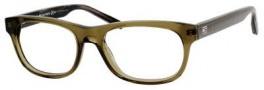 Tommy Hilfiger T_hilfiger 1170 Eyeglasses Eyeglasses - Burgundy / White Horn