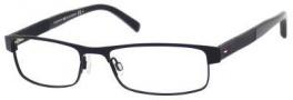 Tommy Hilfiger T_hilfiger 1195 Eyeglasses Eyeglasses - Black Matte