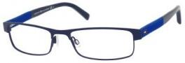 Tommy Hilfiger T_hilfiger 1195 Eyeglasses Eyeglasses - Blue Matte