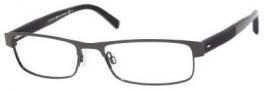 Tommy Hilfiger T_hilfiger 1195 Eyeglasses Eyeglasses - Dark Ruthenium