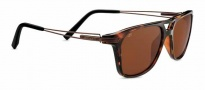 Serengeti Empoli Sunglasses Sunglasses - 7761 Shiny Dark Tortoise / Polarized Drivers