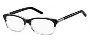 Tommy Hilfiger T_hilfiger 1206 Eyeglasses Eyeglasses - Black Crystal