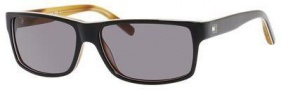 Tommy Hilfiger T_hilfiger 1042/N/S Sunglasses Sunglasses - Black White Horn