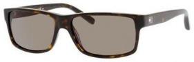 Tommy Hilfiger T_hilfiger 1042/N/S Sunglasses Sunglasses - Dark Havana