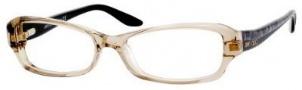 Jimmy Choo 29 Eyeglasses Eyeglasses - Gold Leopard