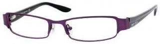Jimmy Choo 30 Eyeglasses Eyeglasses - Eggplant Dark Purple