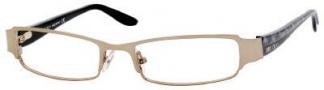 Jimmy Choo 30 Eyeglasses Eyeglasses - Tan Leopard