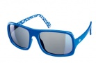 Adidas Greenville Sunglasses Sunglasses - 6052 Originals Blue White / Steel Blue Mirror Lens