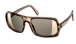 Adidas Greenville Sunglasses Sunglasses - 6053 Brown Mud / Bronze Mirror Lens