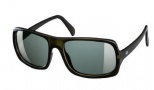 Adidas Greenville Sunglasses Sunglasses - 6054 Milky Green / Green Lens