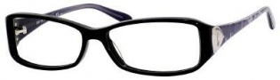 Jimmy Choo 31 Eyeglasses Eyeglasses - Black / Gray / Yellow