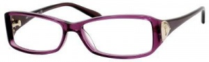 Jimmy Choo 31 Eyeglasses Eyeglasses - Violet Purple