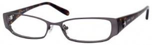 Jimmy Choo 33 Eyeglasses Eyeglasses - Dark Gray / Havana