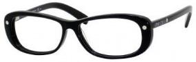 Jimmy Choo 34 Eyeglasses Eyeglasses - Black