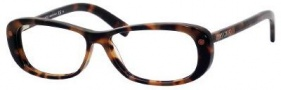 Jimmy Choo 34 Eyeglasses Eyeglasses - Havana Brown