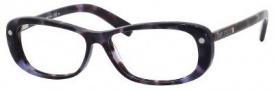 Jimmy Choo 34 Eyeglasses Eyeglasses - Havana Mauve