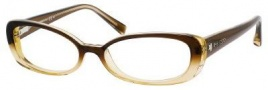 Jimmy Choo 37 Eyeglasses Eyeglasses - Brown Shaded