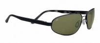 Serengeti Monza Sunglasses Sunglasses - 7793 Satin Black / Polar PhD 555nm