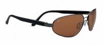 Serengeti Monza Sunglasses Sunglasses - 7792 Shiny Gunmetal / Polar PhD Drivers