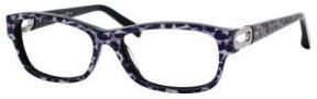 Jimmy Choo 38 Eyeglasses Eyeglasses - Leopard
