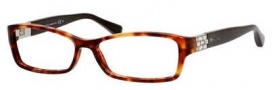 Jimmy Choo 41 Eyeglasses Eyeglasses - 06Vl Red Havana Brown