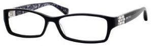Jimmy Choo 41 Eyeglasses Eyeglasses - Black Leopard