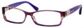 Jimmy Choo 41 Eyeglasses Eyeglasses - Violet / Gold