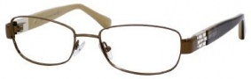 Jimmy Choo 46 Eyeglasses Eyeglasses - Brown / Havana Nude