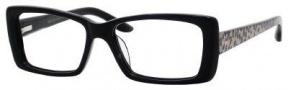 Jimmy Choo 49 Eyeglasses Eyeglasses - Black / Leopard
