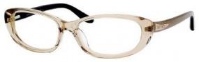 Jimmy Choo 50 Eyeglasses Eyeglasses - Champagne Nude Gold