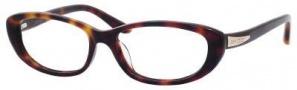 Jimmy Choo 50 Eyeglasses Eyeglasses - Dark Havana