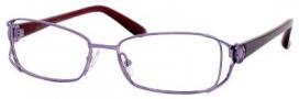 Jimmy Choo 52 Eyeglasses Eyeglasses - Cyclamen Violet