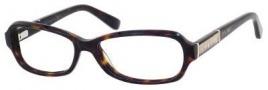 Jimmy Choo 55 Eyeglasses Eyeglasses - Dark Havana