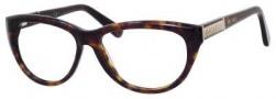 Jimmy Choo 56 Eyeglasses Eyeglasses - Dark Havana
