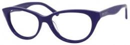 Jimmy Choo 60 Eyeglasses Eyeglasses - Violet