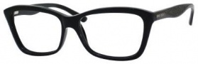 Jimmy Choo 61 Eyeglasses Eyeglasses - Black